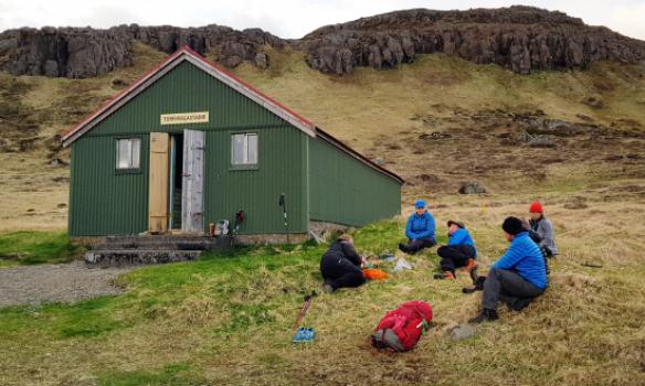 Kvöldvaka við Torfhvalastaði