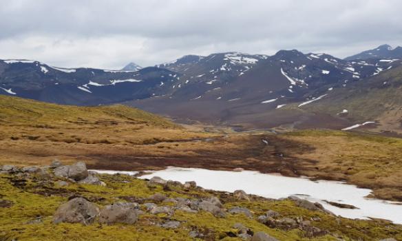 Hin fallegi Þórarinsdalur