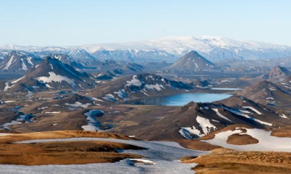 Álftavatn og syðra Fjallabak, Stórasúla, Hattfell og Illasúla