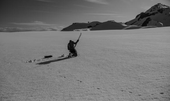 Óðinn að undirbúa kite
