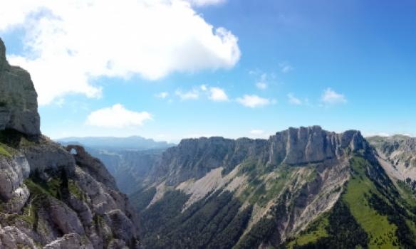 Formfagurt Mt Aiguille