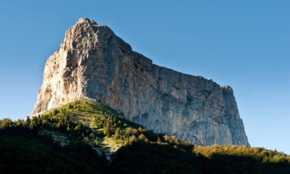 Mt Aiguille er mjög flottur tindur!