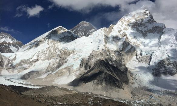 Tindur Everest frá Kala Patthar