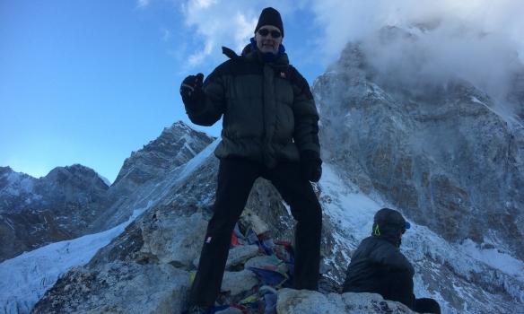 Tindur Kala Patthar, 5600m