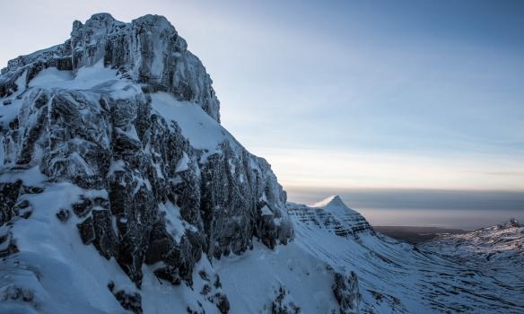 Norðurveggurinn og Heiðarhorn