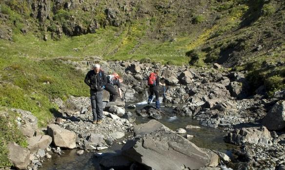 Hér var mjög góð 2008 árgerð af H2O.