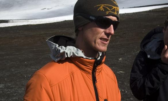 Jökull Bergmann - UIAGM-IFMGA-IVBV mountainguide.