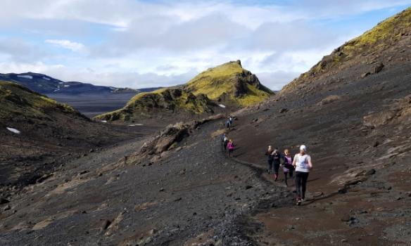 Útigönguhöfðar