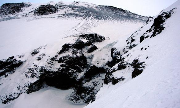 Þetta er ástæðan fyrir hliðruninni.