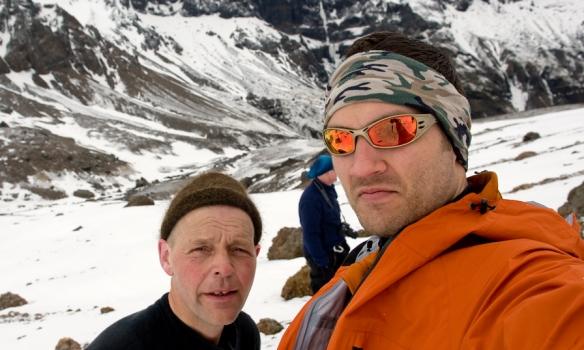 Páll Ásgeir og Gummi St.